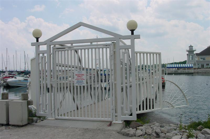 Gangways And Security